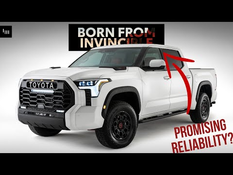 2022 Toyota Tundra - Final Round-up Of Everything We Know