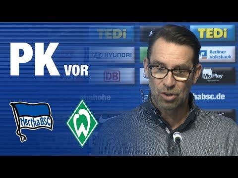PK vor Bremen - Dardai - Hertha BSC
