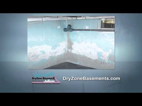 Are worries about a flooded basement keeping you awake every time it rains? Are you tired of mopping and shop-vacuuming your basement after every storm? Your basement doesn't need to be a flood-prone nightmare. Dry Zone Basement Systems offers effective and permanent solutions to keep your basement dry, no matter how much rain Mother Nature sends your way! All backed by a Transferable Lifetime Warranty- the best in the business!