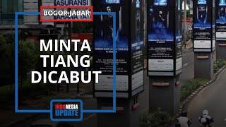 Menganggu Estetika, Anggota DPRD DKI Minta Tiang Pancang Monorel yang Mangkrak Dibongkar