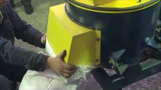 Дробилка отходов - видео 2