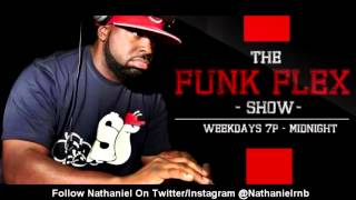 "Funkmaster Flex Premiering ""My Lady"" On Hot 97"