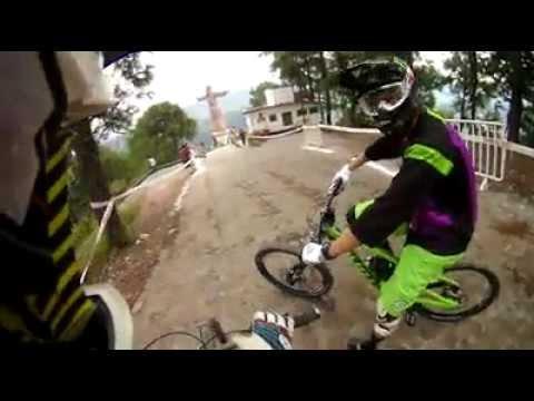 מירוץ דאון היל - טקסקו, מקסיקו 2012