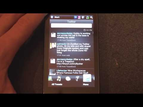 HTC TouchFLO 3D Exposed On Video, Looks Damn Hot