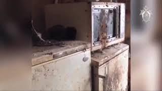 В Сети появилось видео из квартиры девочки-маугли