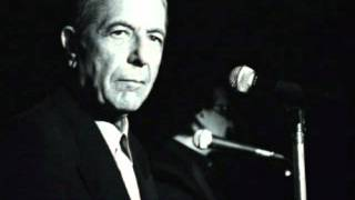 LEONARD COHEN - THERE IS A WAR (LIVE 1994) with lyrics.mp4