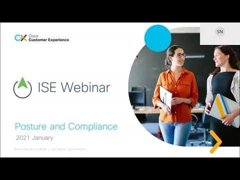 Cisco ISE 3.0 Posture & Compliance - YouTube