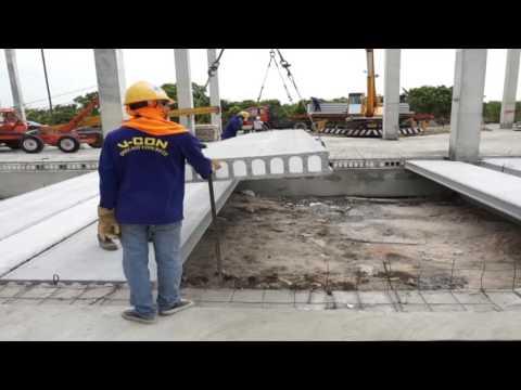 Precast Concrete Slabs - Precast Cc Slabs Latest Price