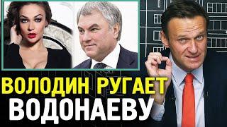 ВОДОНАЕВА ВЗБЕСИЛА ВОЛОДИНА. Долгополов уехал из страны. Алексей Навальный