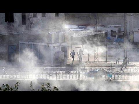 Ιράκ: Επιθέσεις αυτοκτονίας στο Κιρκούκ ενώ συνεχίζεται η μάχη της Μοσούλης