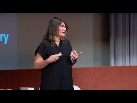 The future is in business as commons | Samantha Slade | TEDxGeneva