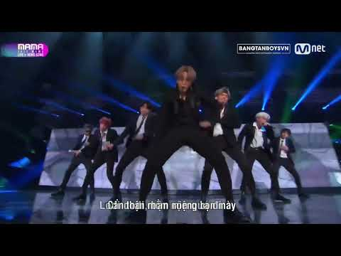 《 VIETSUB 》MIC DROP (Steve Aoki Remix) (Full Length Edition)