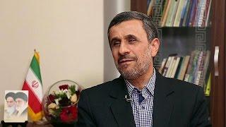 """Махмуд Ахмадинежад: """"Я верен принципам гуманизма"""" - global conversation"""