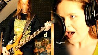 Arkona - Maslenitsa Vocal/Bass/Whistle Cover with Creia Wraith