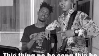 "Kwesi Arthur Ft Nasty C _Walk"" Lyrics Video"