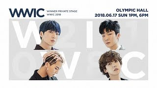 WINNER - PRIVATE STAGE 'WWIC 2018' SPOT #1