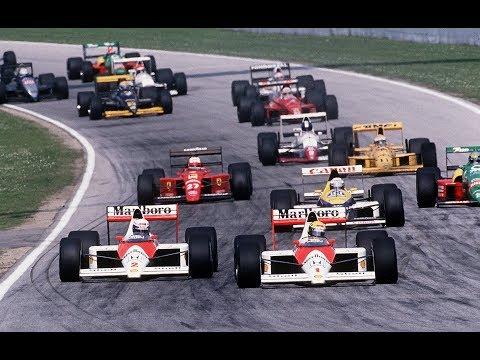 Nenhuma rivalidade foi tão sangrenta quanto a de Senna e Prost | GP às 10