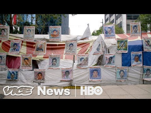 The Bodies Of Missing People Are Rapidly Turning Up In Mexico (HBO)