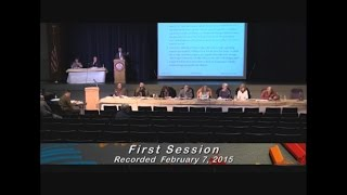 preview picture of video '2015/16 Keene School Deliberative Session'
