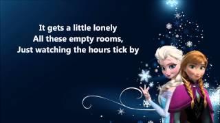 Frozen - Do You Want To Build A Snowman Lyrics