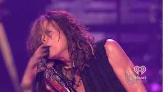 Aerosmith Cryin' Live iHeartRadio Music Festival 2012 1080p