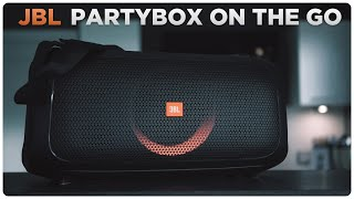 JBL Partybox On The Go | vs. XTREME 3 | M1M Xmas Party 2020 | giveaway