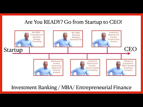 Entrepreneur Training on Udemy - Start Up to CEO - Six Online ...