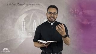 Evangelho do Dia - 29/03/2018, com o Padre Rodrigo Vieira
