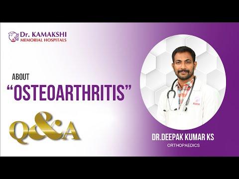 drkmh-Treatment and Prevention about Osteoarthritis   Dr DEEPAK KUMAR KS