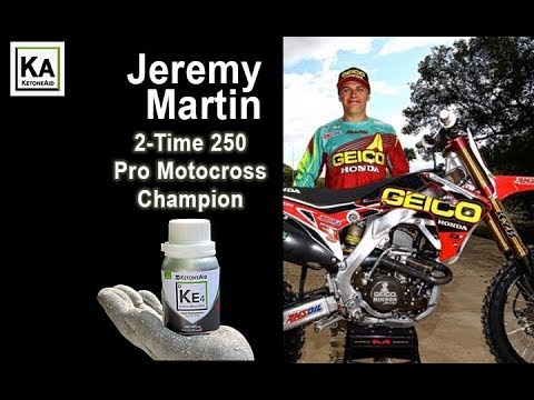 Jeremy Martin- Motocross Champion