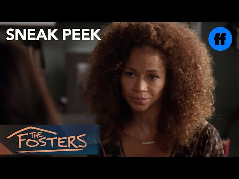 "The Fosters | Season 5 Finale Sneak Peek: ""Drew Is Cancelling Prom"" 