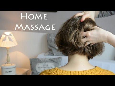 Kopfmassage für zu Hause ♡♡♡