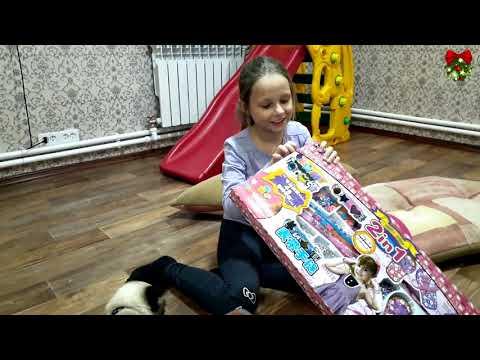 Vlog:О здоровье Эли.Новые игрушки.Картина по номерам.