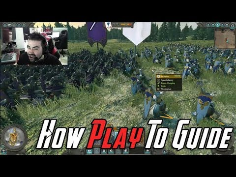 AJ's Total War: Warhammer 2 - How to play Guide!