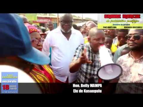 PONT-ROUTE-RAIL KIN-BRAZZA : LES NE KONGO EXIGENT D'ABORD UN PORT EN EAU PROFONDE A BANANA OU RIEN