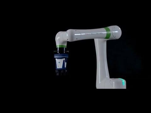 ファナック 新型協働ロボットご紹介 サムネイル