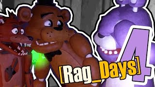 [Rag_Days] #4 Тру Стори (five nights at freddy
