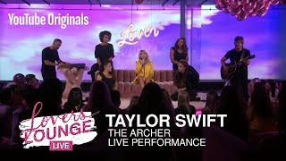 Taylor Swift   The Archer First Ever Live Performance
