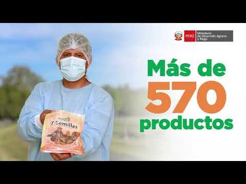 (Video) Conoce los 4 pasos para comprar productos de la Agricultura Familiar en el Catálogo Virtual del MIDAGRI