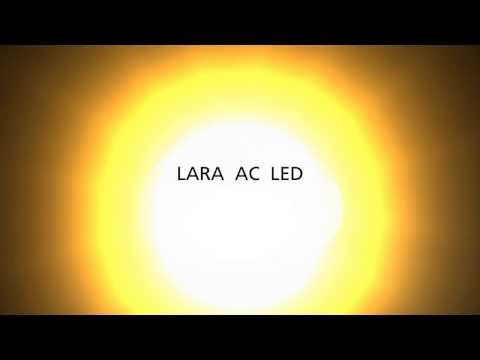 rutec LARA AC LED Einbaustrahler IP44