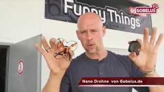 Nano Drohne UDI:RC U839 von Gobelus de