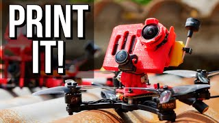 How to print your Dison X / Mini mount! Easy way for beginners!