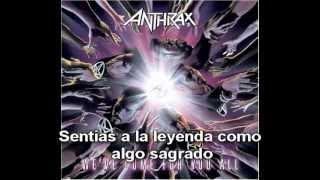 Anthrax - Superhero (Subtitulos Español)