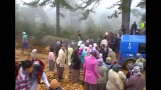 preview picture of video 'akcagazete.com camlık mermer ocağı baskını'