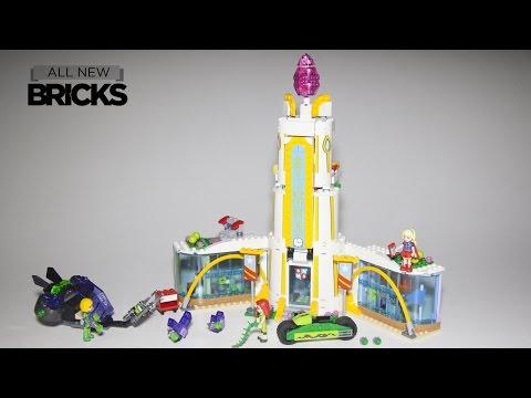 Vidéo LEGO DC Super Hero Girls 41232 : L'école des Super Héros