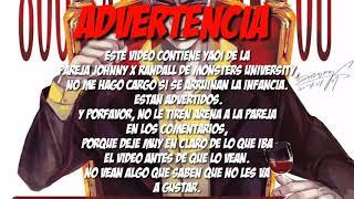 Johnny X Randall [Monsters University] (+16)