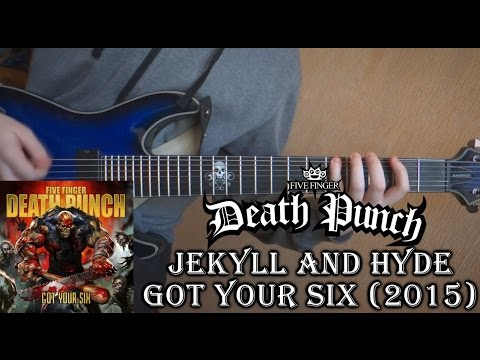 Five Finger Death Punch – Jekyll and Hyde (Guitar Cover + TAB by Godspeedy)