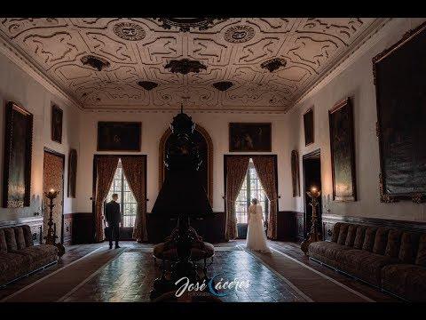 Boda en Palacio de los duques de Medina Sidonia