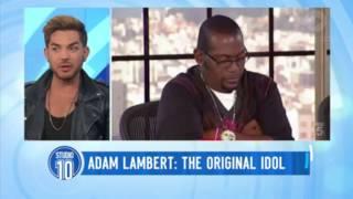 Adam Lambert Interview on Studio 10