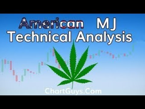 US Marijuana Stocks Technical Analysis Chart 10/20/2019 by ChartGuys.com